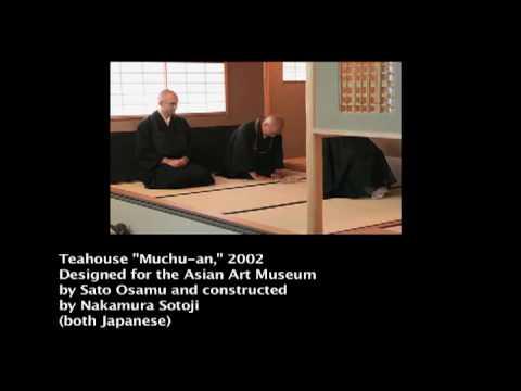 Art Speak Audio Tour - Japanese Teahouse