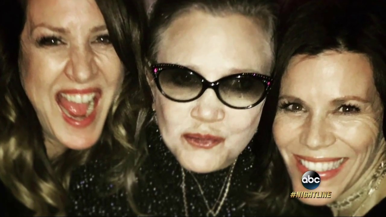 Joely, Tricia Fisher on Their Last Conversation with Carrie Fisher