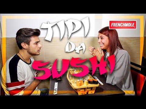 TIPI DA SUSHI