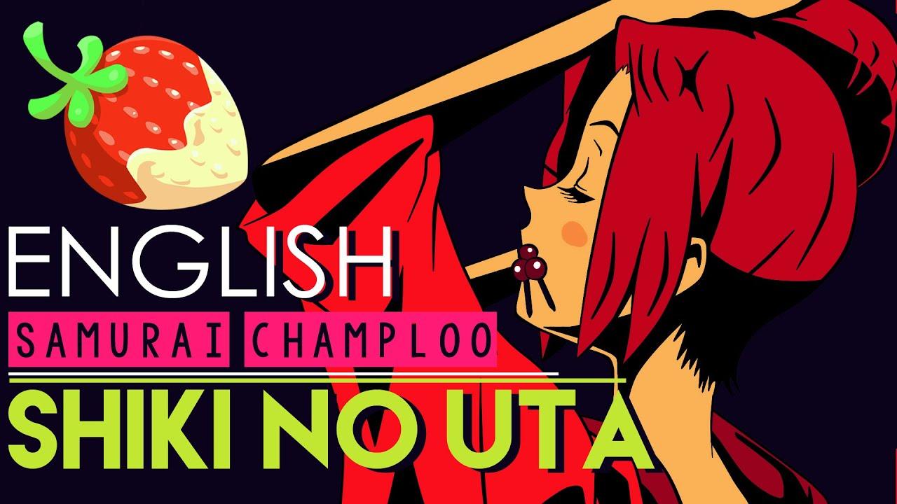 "Download ""Shiki No Uta"" - Samurai Champloo (English Cover by Sapphire)"