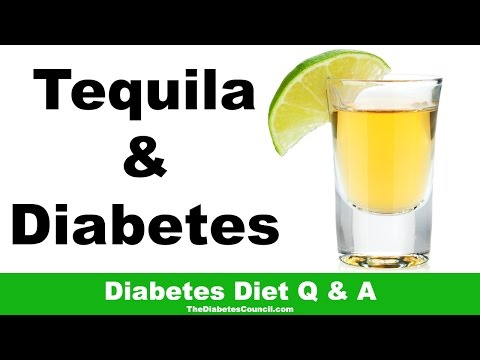 Is Tequila Good For Diabetes