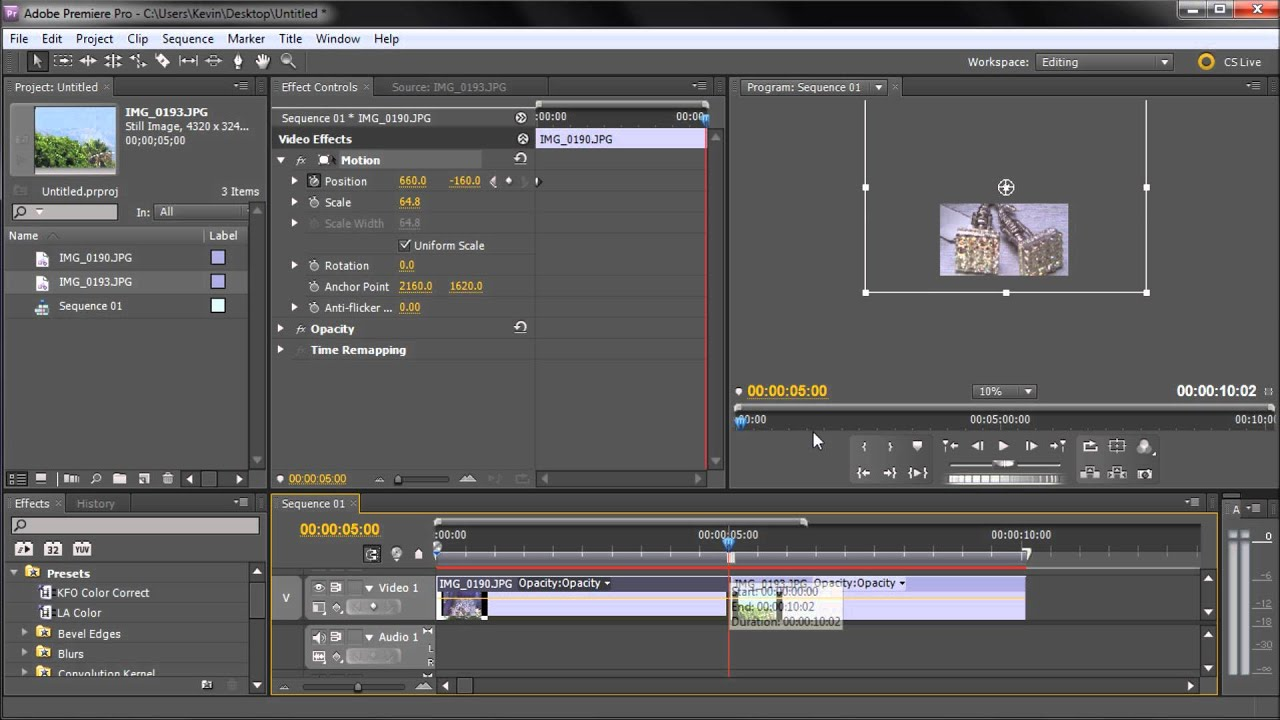 how to add text to video in premiere