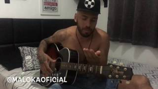 Luan Santana - Dia lugar e hora - paródia Maloka