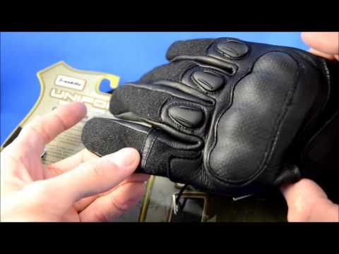 Обзор тактических перчаток UNIFORCE® SPECIAL OPS