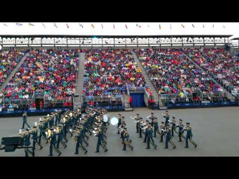 Royal Edinburgh Military Tattoo 2015