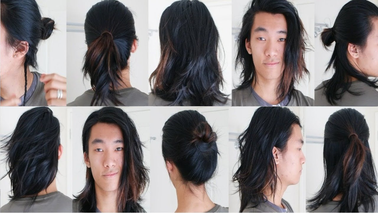 sexiest long hairstyles for men 2018 | easy medium and long hairstyles 2018  | mens hair 2018