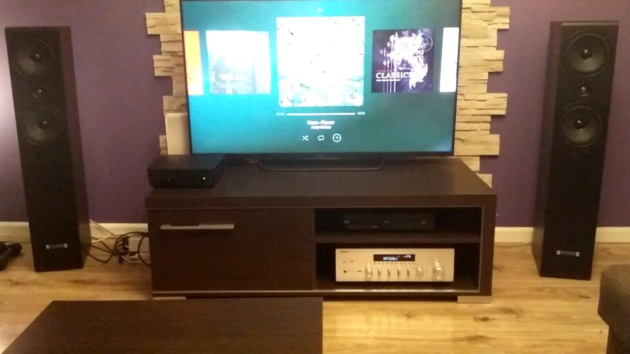 pylon opal 23 yamaha rn 602 cable qed ruby part 2. Black Bedroom Furniture Sets. Home Design Ideas