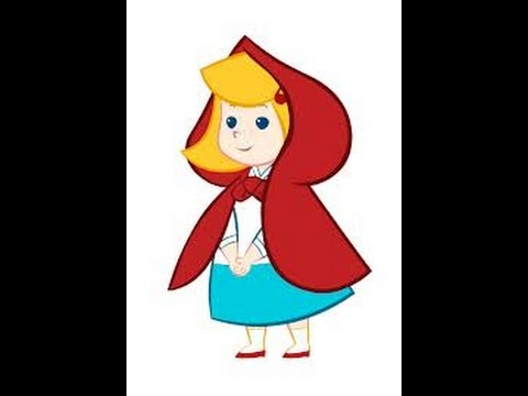 Francais Facile Le Petit Chaperon Rouge 1 Youtube