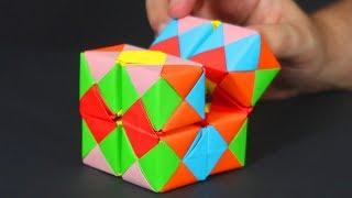 Cómo hacer un CUBO INFINITO de papel