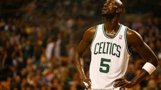 Kevin Garnett - Boston Celtics Career Tribute ᴴᴰ