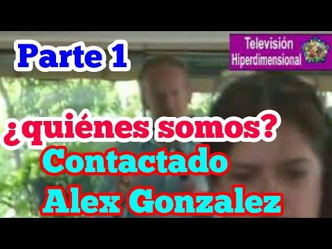 CONTACTADO de Mèxco alex González ¿quiénes somos? la raza + nueva del universo, y multidimensionales