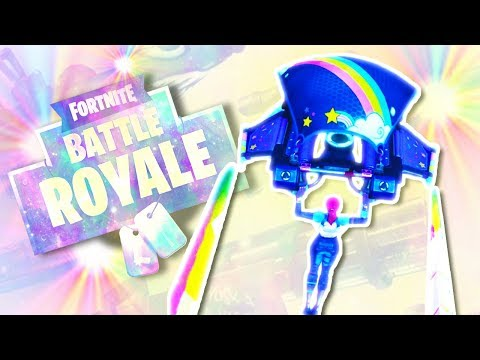 FULL BRITE TRANSFORMATION! 🦄 - Fortnite SOLID GOLD Gamemode / Rainbow Rider / Funny Moments