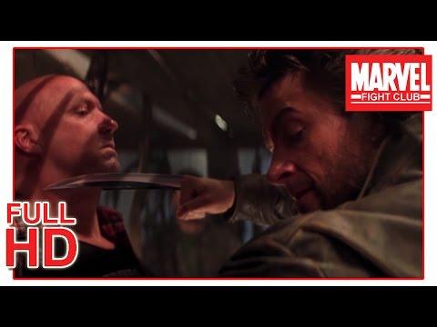 Wolverine in Bar Fight Scene | X-Men 2000 |  Ultra HD