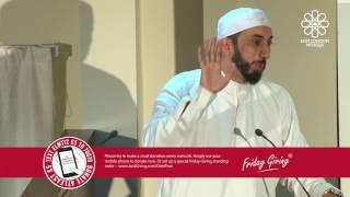 ELM Jumu'ah Khutbah | 19 Aug 2016 | by Ustadh Nouman Ali Khan