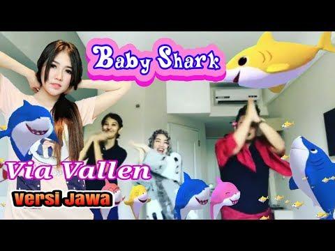 Baby Shark ala Via Vallen Versi Jawa