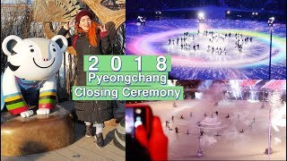 Download Video Seeing EXO & CL @ Pyeongchang Winter Olympics Closing Ceremony! MP3 3GP MP4
