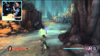 Sorcery Gameplay (PS3)