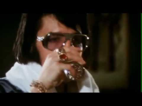 Elvis Presley   Suspicious Minds HD Official Vídeo