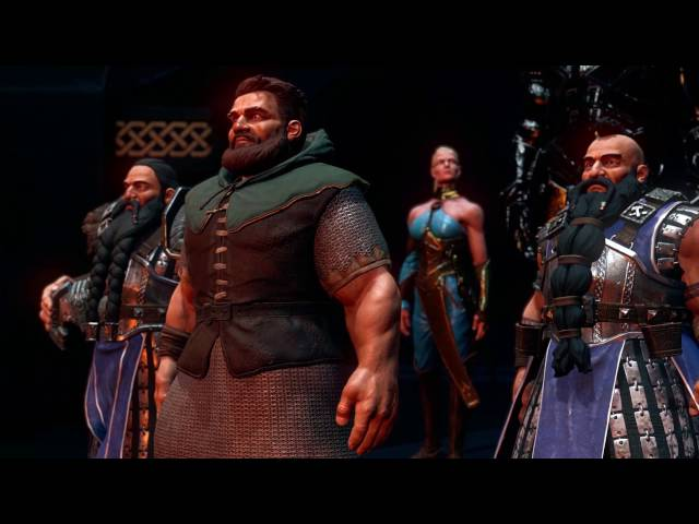 The Dwarves - Trailer