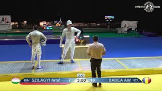 Novi Sad European Championships 2018 Day06 T04 MS HUN vs ROU