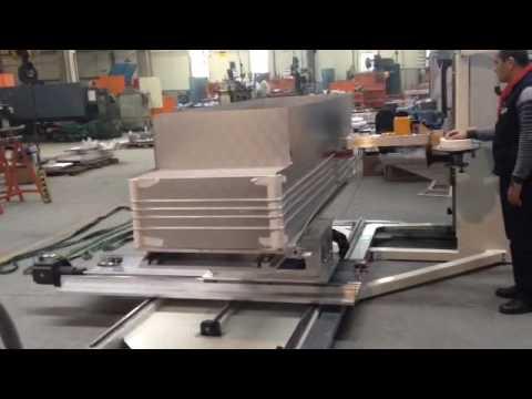 Chest Freezer&Deep Freezers  Winding Machine From KCM Machine Manufacturing Co.,Ltd
