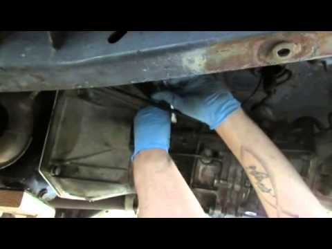 Wrangler TJ 5 Speed Transmission Removal  YouTube
