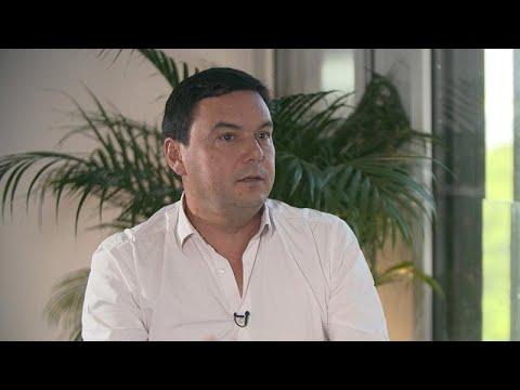 """Piketty: """"Brexit reflete modelo europeu que não funcionou"""""""