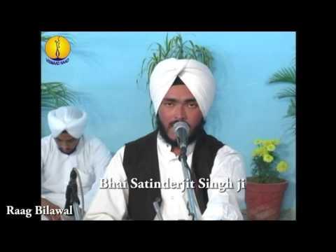AGSS 2012 : Raag Bilawal - Bhai Satinderjit Singh ji