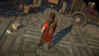 Path of Exile: Wasteland Cloak