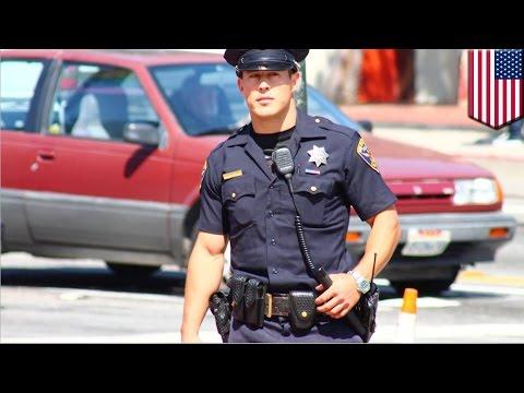 Polisi terkeren legendaris ini membuat heboh warga - Tomonews