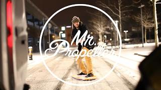 Mr. Propeller - Winter Surfen in Viernheim
