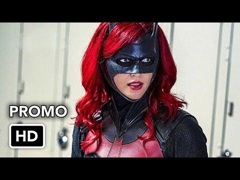 Бэтвумен 1 сезон 10 серия Промо в HD
