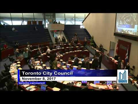City Council - November 8, 2017 - Part 2 of 3 - Afternoon Session