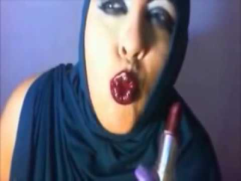 Sexy Lipstick Fetish Arab Webcam