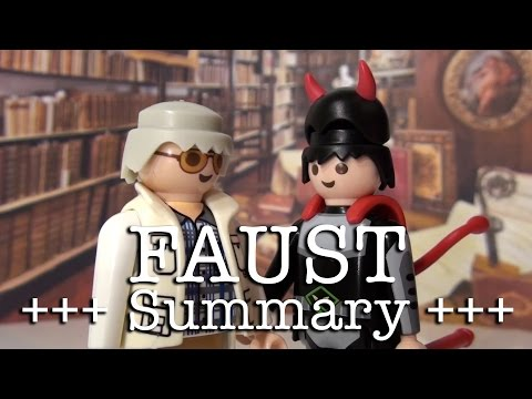Faust to go (Goethe in 9 minutes, English version)