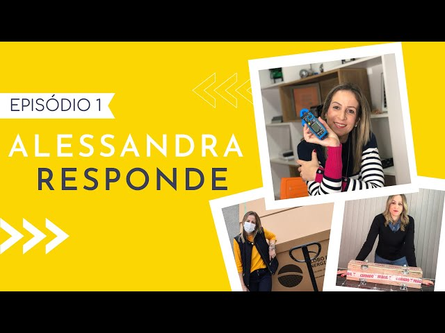Alessandra Responde ep. 1 ☀️
