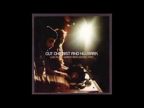 cut chemist and nu-mark live at the variety arts center 1997