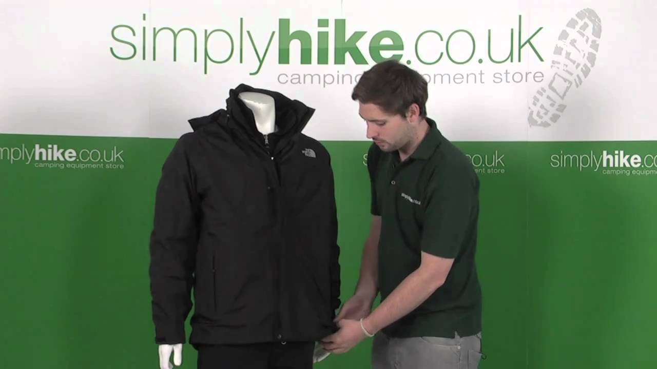 c146e1ec85fe ... best price the north face mens evolution triclimate jacket simplyhike  3e3a5 bff05 ...