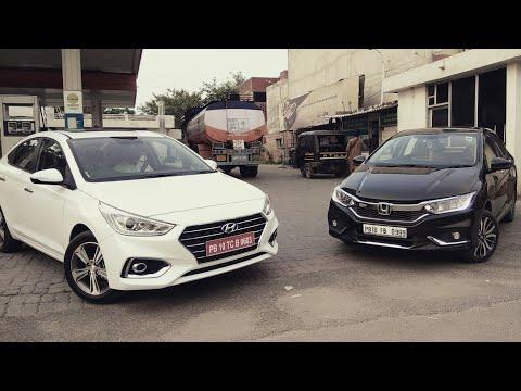 New Hyundai Verna 2017 vs New Honda City 2017