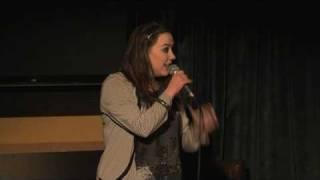 Caroline Robertson @ Glasgow Comedy Fest 09