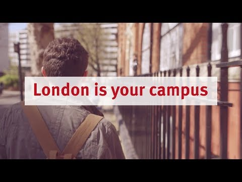 City, University Of London: Being A Student In London