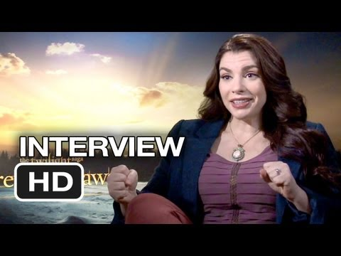 The Twilight Saga: Breaking Dawn Part 2 - Extended Interview - Stephanie Meyer (2012) HD