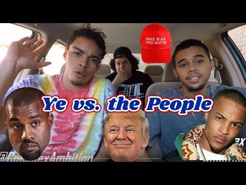Ye vs. the People - Kanye West & T.I. (REACTION REVIEW)