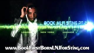 First Born (LNJ) - Book Mi Fi Sting Pt2 (Deablo, Masicka, Kiprich, Elephant Man Diss) June 2013