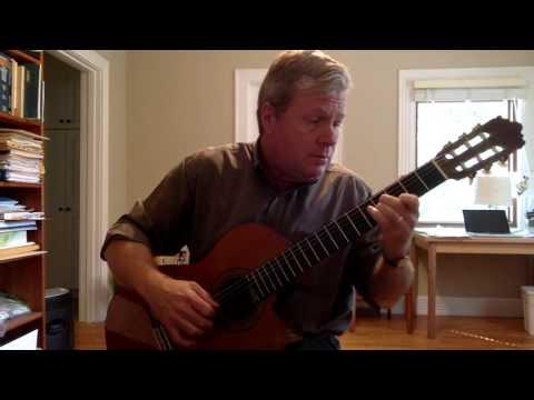 Begin the Beguine (Cole Porter) - solo guitar arrangement