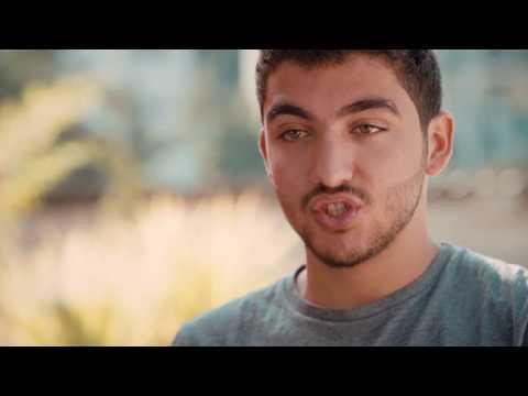 Lifestory Mohamad Al Jounde, winner of the International Children's Peace Prize 2017