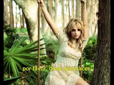 Britney Spears   Dear Diary Traducida Al Español    YouTube