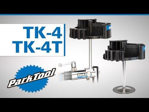 TK- 4 & TK-4T Tool Kaddie