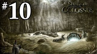 Shadow of the Colossus - COLOSSUS #10 - Creepy Scary Sand Monster!