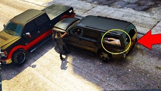 ENTIRE SERVER CHASED ME DOWN FOR THIS...! | GTA 5 ROLEPLAY